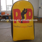 inflatable paintball bunkers/inflatable paintball tent/tombstone paintball field/ batter field/inflatable paintball obstacles