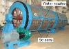 Series YTX drum ore washer