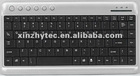 Ultra slim mini multimedia keyboard