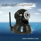 WiFi Pan Tilt Night Vision Dual Audio Indoor Dome ip Wireless security camera