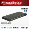 2 in 8 out HDMI Splitter with IR control