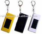 Solar Flashlight with Li-ion battery