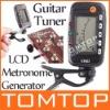 3 in 1 Guitar Tuner,Metronome,Tone Gernerator