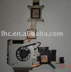 Heatsink and cooling fan for HP DV9000 laptop