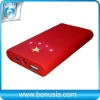 2900mAh Power Station with mobile phone charger power bank