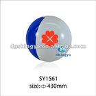 43CM PVC beach ball with CE certificate