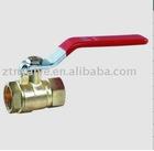 ZTN-0906 Zinc ball valve