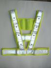 safety vest with LED light
