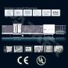 Vertical Automatic Flat Press Insulating glass machine
