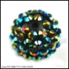 Cheap Wholesale Pave Shamballa Beads Wholesale 110017