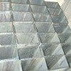 BS EN 10025 hot rolled galvanized Rectangular and Square steel pipe