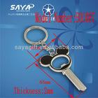 stainless steel & zinc alloy bottle opener