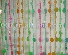 plastic bead curtains for home decor room divider beaded string curtains