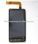 For HTC G17 EVO 3D lcd touch screen digitizer assembly,original new with best price,paypal accepted