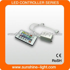 24-key IR LED Controller