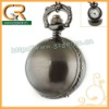 wholesale antique round ball pocket watch with chain D00696o