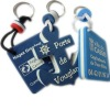 promotional EVA key chain, floating keychain for sports