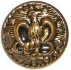 sewing button in abti-copper color