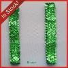 Laer Green Sequin Headband