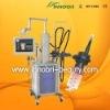 Cavitation vacuum RF slimming machine