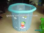 PVC inflatablekids plastic swimming pool EN71 approved