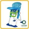 Anti-slip baby high chair
