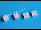 ceramic orthodontic MBT brackets 3hook, slot 0.022---Elegan II