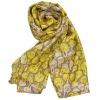 2012 newly Ladies' Spring printed Imitate silk Skull scarf
