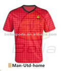 custom made fashion club home soccer jersey,soccer shirt supplier