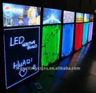 LED menu Board HQ584 acrylic 12V outdoor