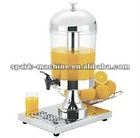 Juice beverage dispenser