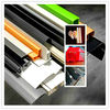 Plastic custom extrusion profile for recyclable