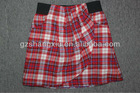 2013 girls new design latest skirt