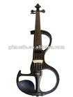 Popular black electric violin