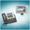 New Cisco CP-7965G VoIP Phone Cisco UC Phone 7965, Gig Ethernet, Color
