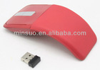 2.4G Wireless USB Foldable Mouse