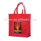 strong non woven bag silk printing