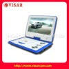 9inch PDVD multi media player with USB/SD TV tuner