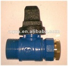 PE CONNECTION VALVE