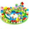 City Scene Wooden Block Toys