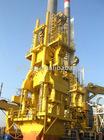 flexibility spud carrier for dredger
