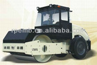 Soil Compactor Roller,LT207G Smooth Tire Drive Single Drum Road Roller For Sale
