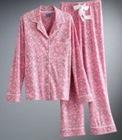 Woemen's Love Story Pajama Set