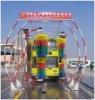 car-washing machine for bus