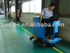 floor scrubber, ride on scrubber