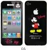 cartoon mobile phone stickers