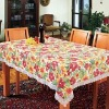 100% PVC table cloth