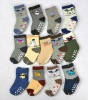 cotton baby terry sock