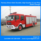 Dong feng Foam fire truck 6m3, FACTORY DIRECT SALE