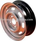 Steel Wheel Rim of trailer 4Jx13 4x98